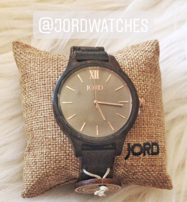 Jord watch collaboration